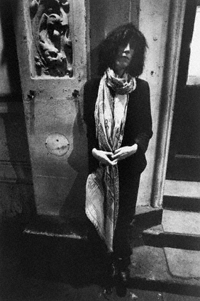 Patti Smith, New York City, 1976